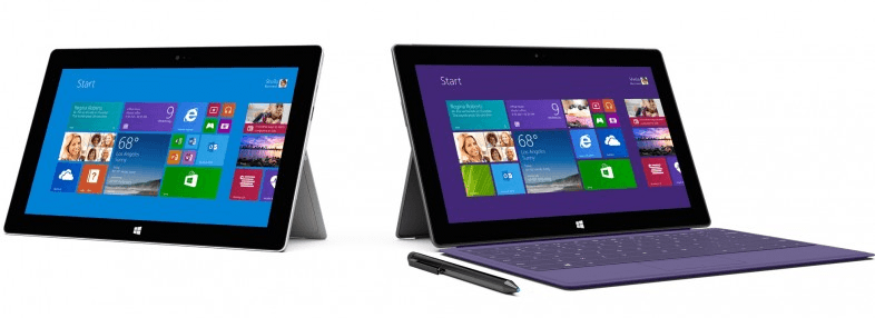 surface 2 and surface 2 pro review