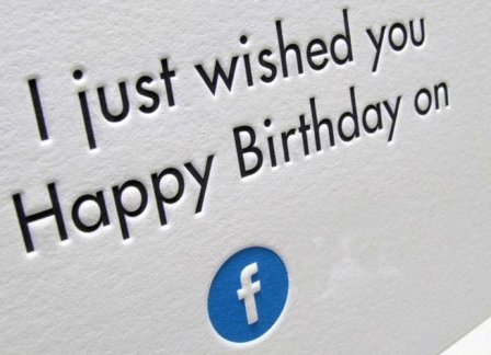 Auto Post Happy Birthday Wishes on Facebook Friend's Wall