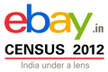 ebay india census 2012