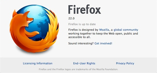 What's New in Mozilla Firefox 22 and Download Offline Installer