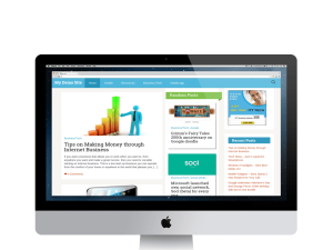 mashable like wordpress theme