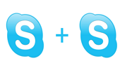 run two skype accounts at same time