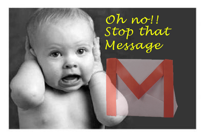 I Sent an Email to a Wrong Person in Gmail. How I Stop that?